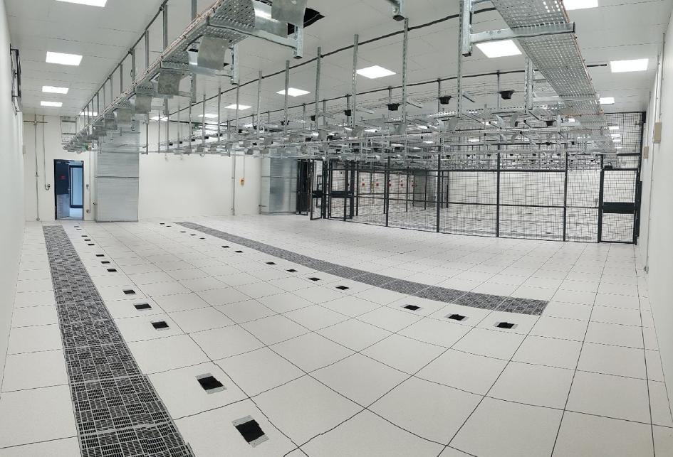 Sadrin Rapin Data Center